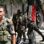 siriani-soldati