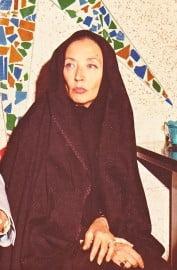 Oriana_Fallaci_Tehran