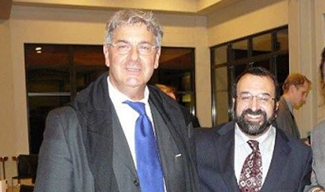 Armando Manocchia e Robert Spencer