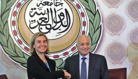 mogherini-nabil-lega-araba