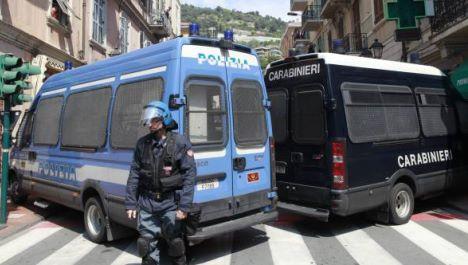 carab-polizia
