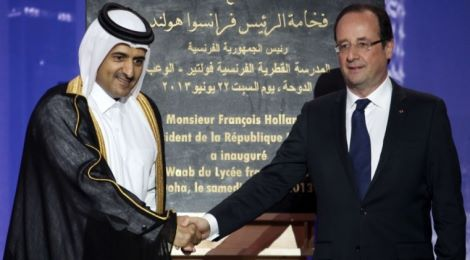 hollande-qatar