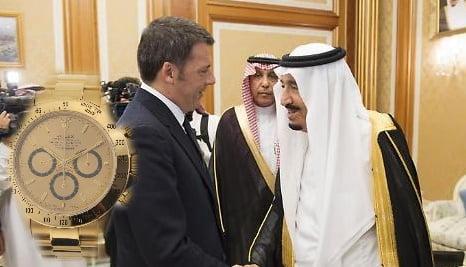 renzi-arabiai