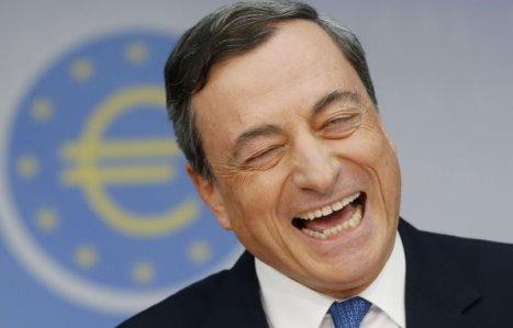 Casaleggio su Draghi