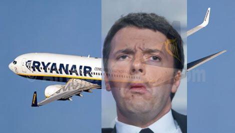 Ryanair-renzi