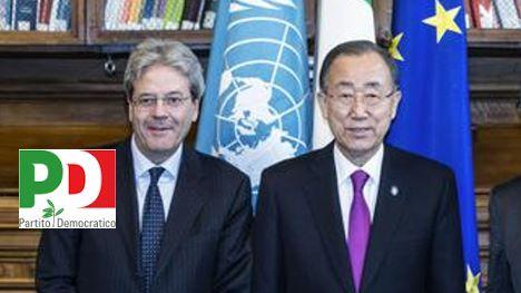 Gentiloni ONU