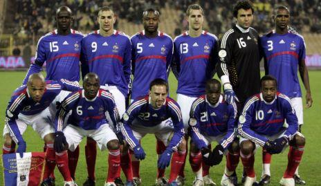 Francia-giocatori