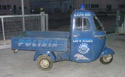 Polizia-mezzi