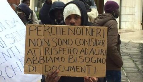 protesta-immigrati
