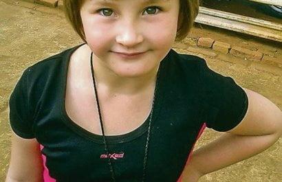 Kayla Meyer uccisa a 9 anni