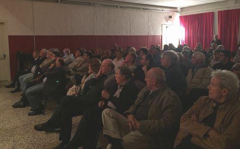Proiezione del Segreto d'Italia a Cadelbosco