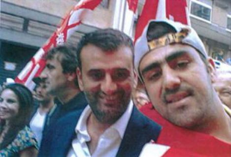 Terrorista si fa un selfie con il sindaco di Bari De Caro (Pd)