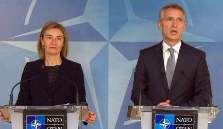 Stoltenberg-NATO-MOGHERINI