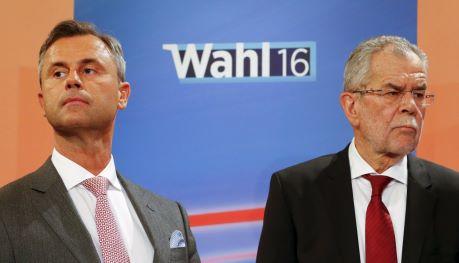 Elezioni in Austria: sospetto brogli