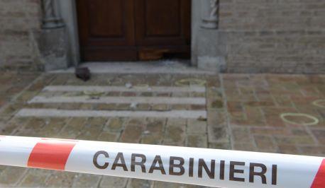 Bombe contro le chiese, fermati 2 ultrà della Fermana
