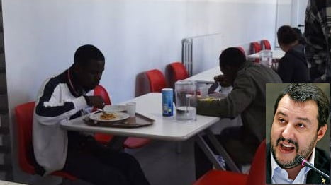 mensa-profughi