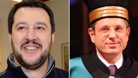 Salvini - Ubertini, rettore Alma Mater Bologma