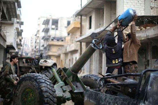 siria-ribelli