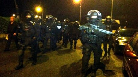 francia-police