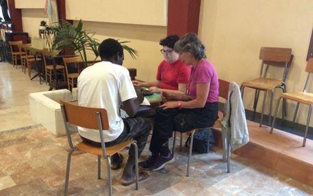 Migranti: registrazioni in chiesa a Ventimiglia
