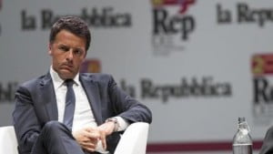renzi scalfari