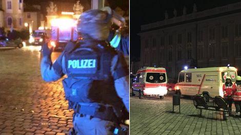 Germania, si fa esplodere ad Ansbach: probabile terrorismo islamico dimensione font +