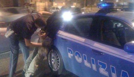violenza sessuale arresto