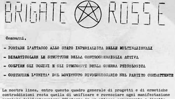 Scoperto un covo delle Br al Policlinico di Milano, trovate carte originali