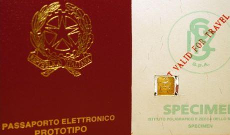 Passaporti falsi: arresti a Mef e Zecca