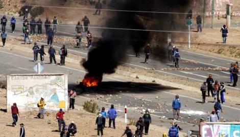bolivia-proteste