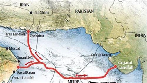 gas-india-iran