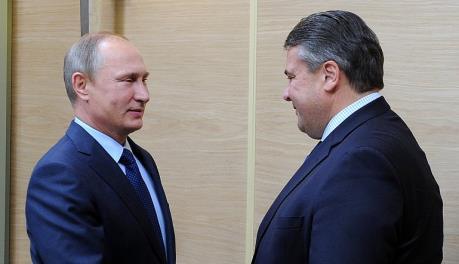Putin-Gabriel