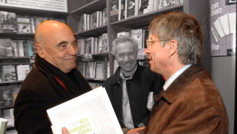 """New Community Towns"" Book Launch In Bologna"