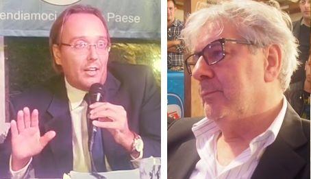 Armando Manocchia e Marco Mori