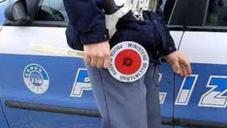 senza patente polizia