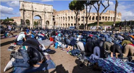 movimento islamico