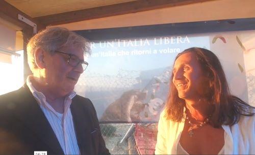 Armando Manocchia e Giuseppe Povia