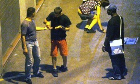Droga: spacciavano hashish in centro Trieste, 11 arresti