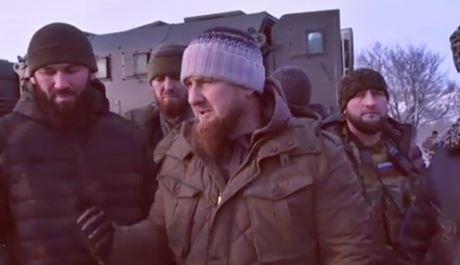 Kadyrov-cecenia