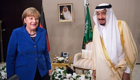 arabia-Salman-merkel