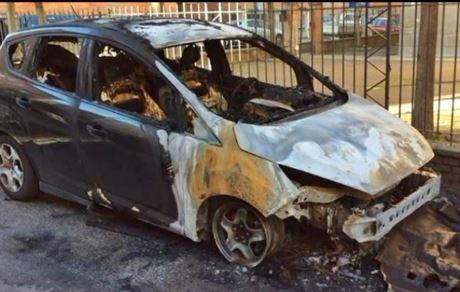 auto-bruciata