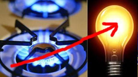 stangata sulle bollette luce e gas