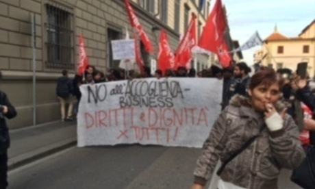 firenze-protesta-immigrati