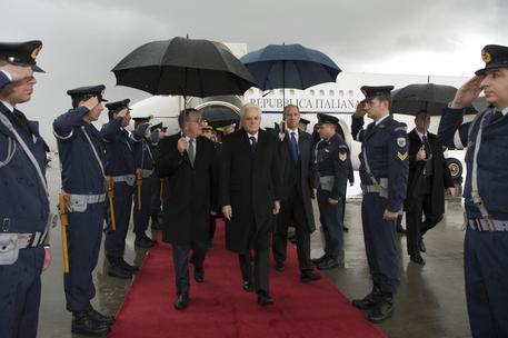 Mattarella a Atene, incontri politici e visita campo profughi