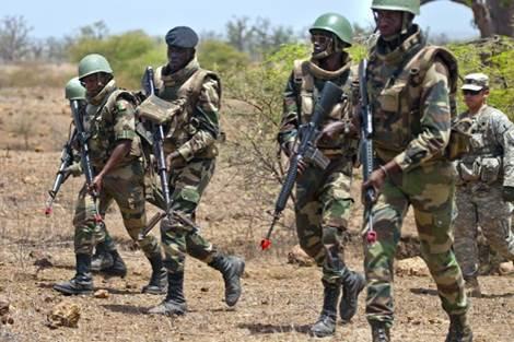 truppe senegalesi