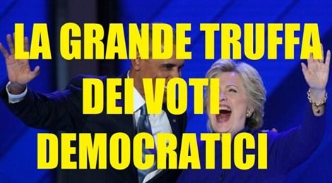 CLINTON-DEMOCRATICI
