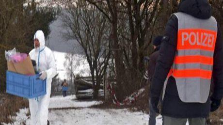 Six teenagers found dead in garden