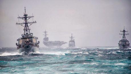 navi da guerra usa