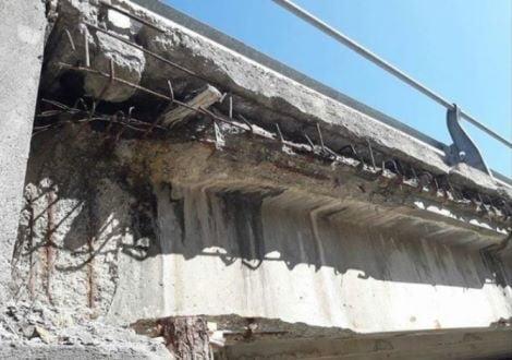 Ponte di Legno-Tonale, il ponte che li collega è a rischio