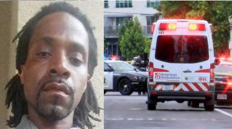 California, uccide tre persone al grido